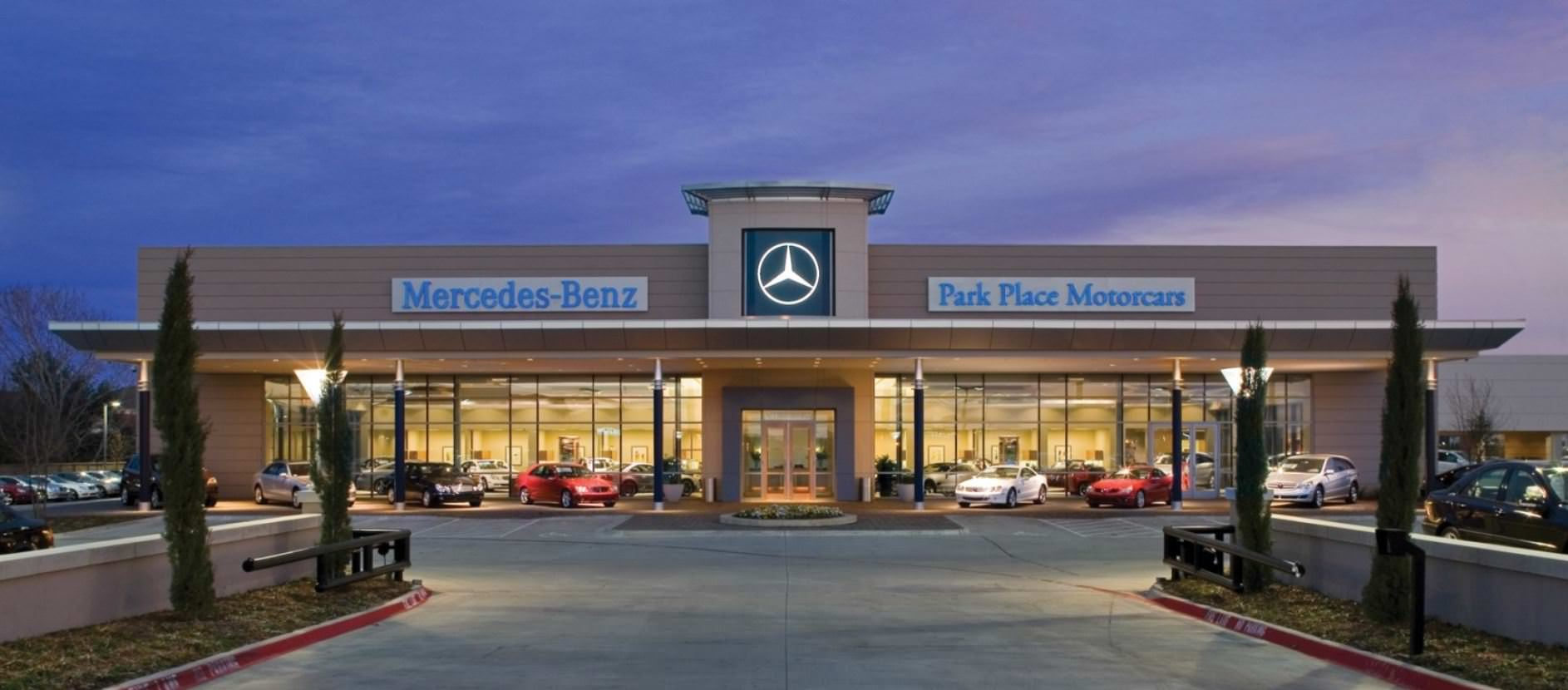 park place mercedes benz fort worth system electric