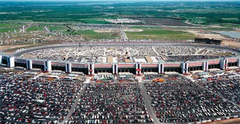 Case studies system electric for Texas motor speedway college station